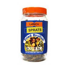 Larich Sprats Fried Dry Fish