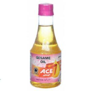Club Ace Brand filtered sesame oil 500 gms