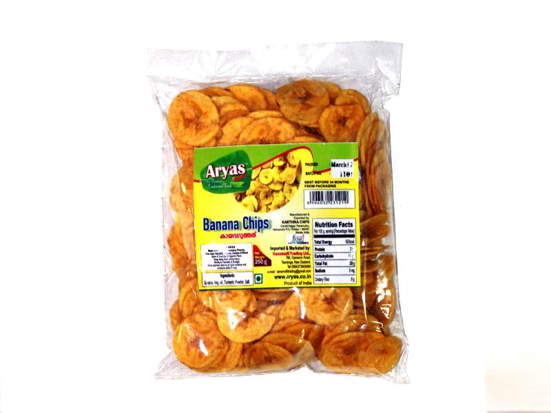 Aryas Banana Chips