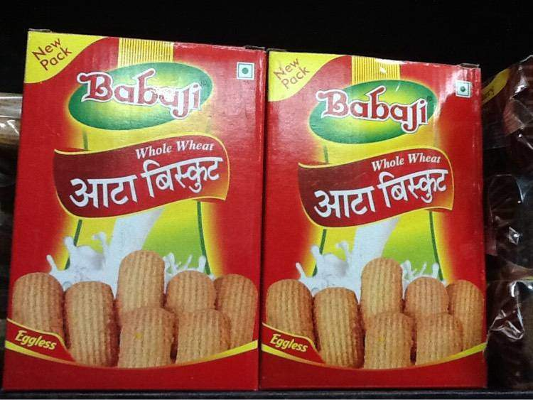 Babaji Atta Biscuits