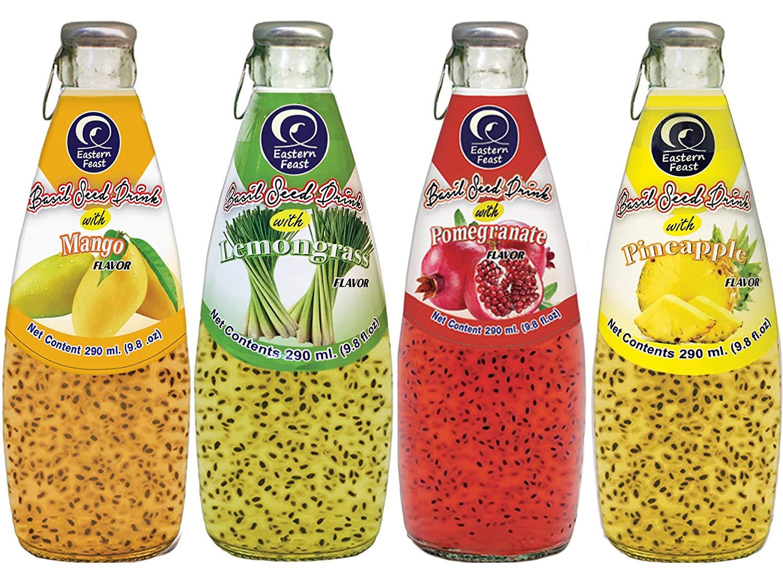 Basil seed drink 290 ml