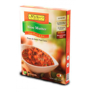 Mother's RTE Aloo Mutter