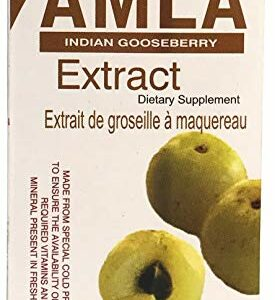 Uni Ayurveda's Amla ( Indian Gooseberry ) extract