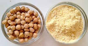 Besan ( chic peas flour )