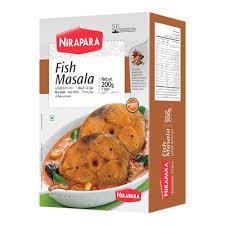 NIRAPARA FISH MASALA 200G
