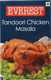 EVEREST TANDOORI MASALA 50G
