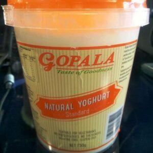 GOPALA NATURAL YOGHURT(STANDARD) 750G