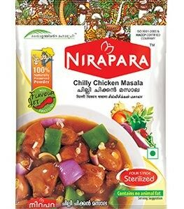 NIRAPARA CHILLY CHICKEN MASALA 100G