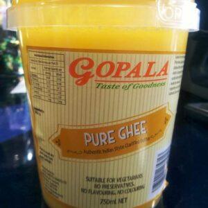 GOPALA PURE GHEE 750ML
