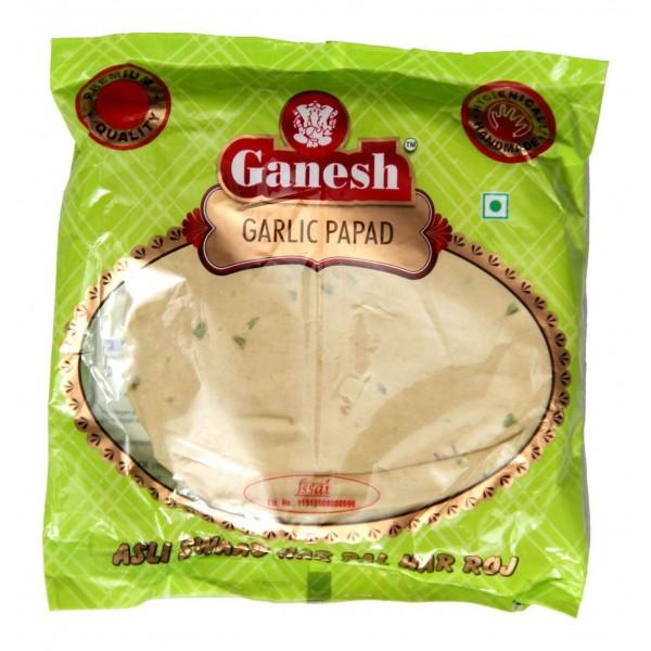 Ganesh Garlic Papad 200g