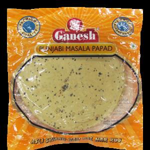Ganesh Punjabi Masala Papad 200g
