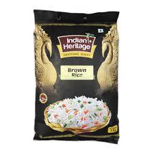 Indian Heritage Brown rice 5kg