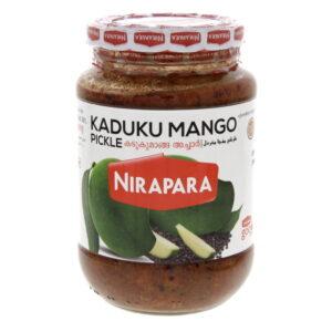 Nirapara Kaduku Mango Pickle 400 gms