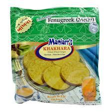 Manirra's Khakhara Fenugreek
