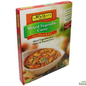 Mother's RTE Mix Vegetable Curry