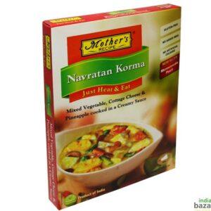 Mother's RTE Navaratan Korma