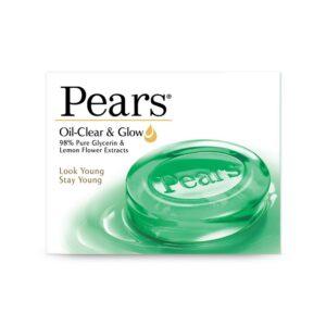 Pears Oil Clear & Glow