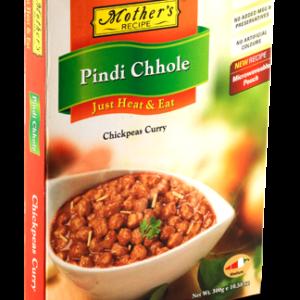 Mother's RTE Pindi chhole