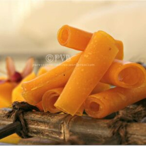 Indian Heritage Aam Papad roll