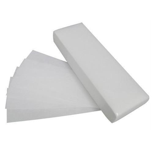 Plain Waxing Strips 100pcs