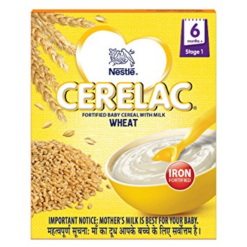 Nestle Cerelac wheat 300 gms